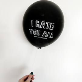 the 'party edition' balloons