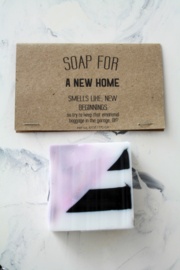 soap for a new home