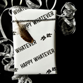 the 'happy whatever' paper