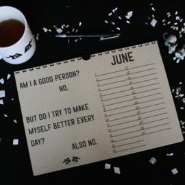 the 'birthday' calendar