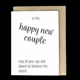 the 'kinda nice' card