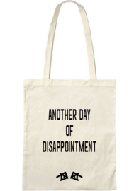 the 'same shit, different day!' bag