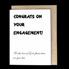 verloofd / huwelijk