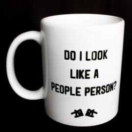 the 'look closely' mug