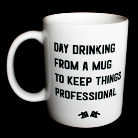 the 'professional' mug