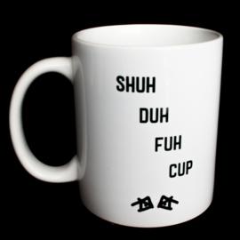 the 'fuh' mug