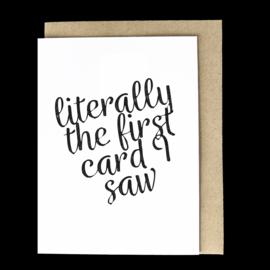 the 'effort' card