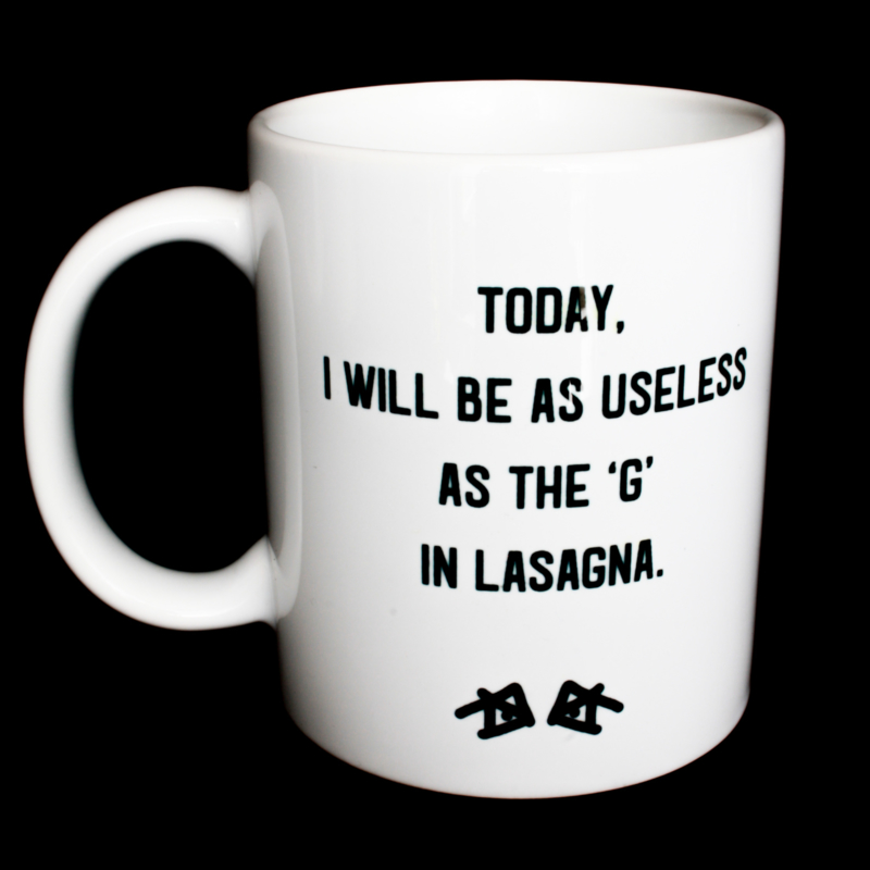 the 'useless' mug