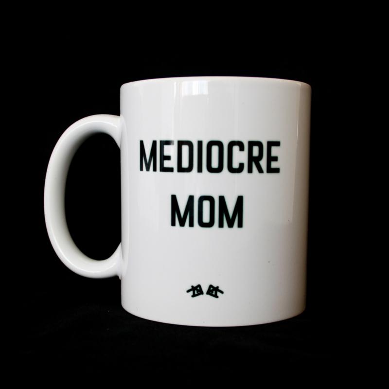 the 'just good enough' mug