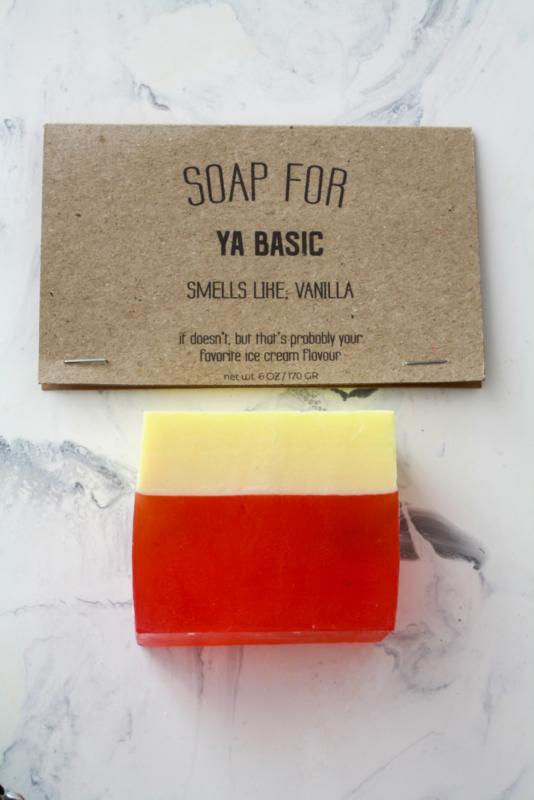 soap for ya basic