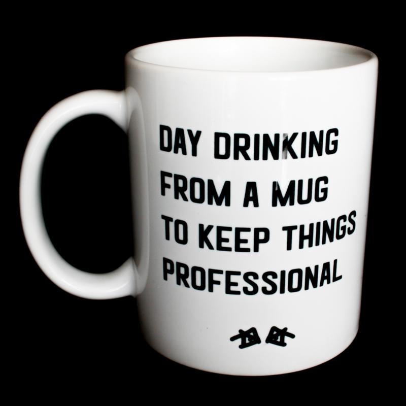 the 'professional' mug