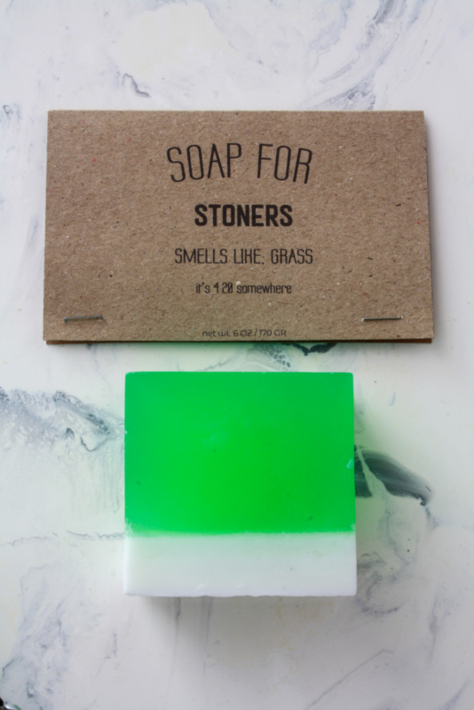 soap for stoners