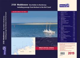 2150 Waddenzee en overzeiler naar de Elbe (Brunsbuttel)