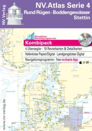 NV Atlas 4: Rügen - Bodden - Stettin