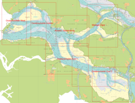 Oosterschelde en Zuidhollandse wateren