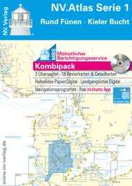 NV Atlas 1: Rund Fünen - Kieler Bocht