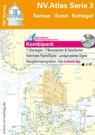NV Atlas 3: Samsø - Sund - Kattegat