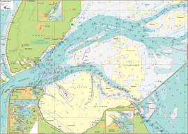 IJsselmeer en Wadden West, digitaal en papier