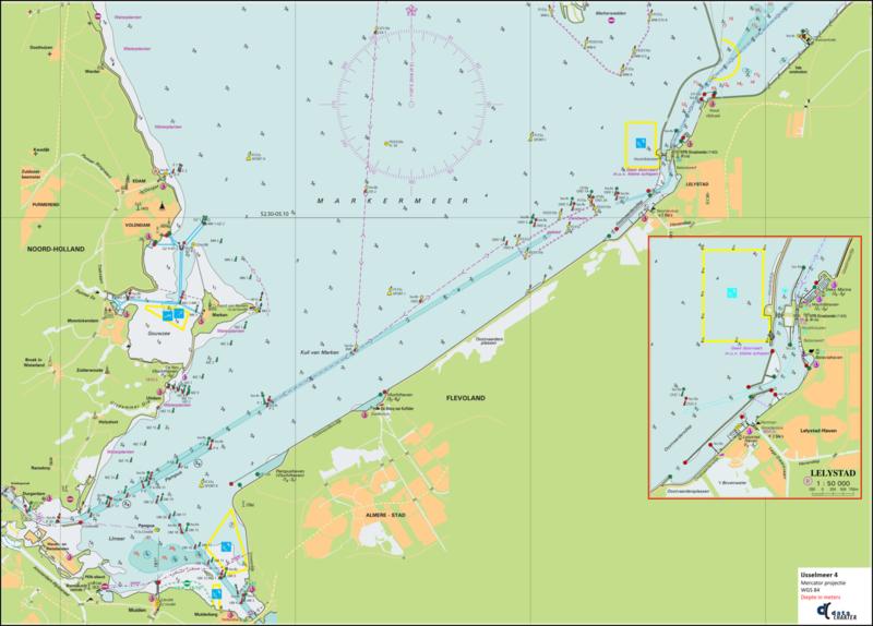 IJsselmeer en Waddenzee West
