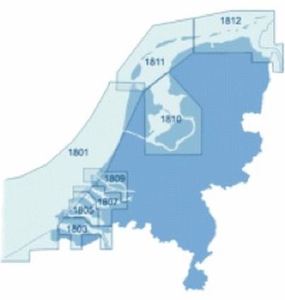 DC 1800 Zuid 1801, 1803, 1805 en 1807
