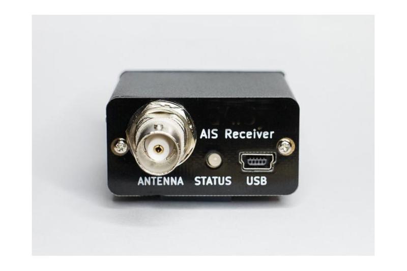 AIS ontvanger met Antenne