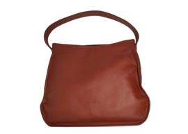 Jeanne/L-SH   -  shoulder bag with short strap -