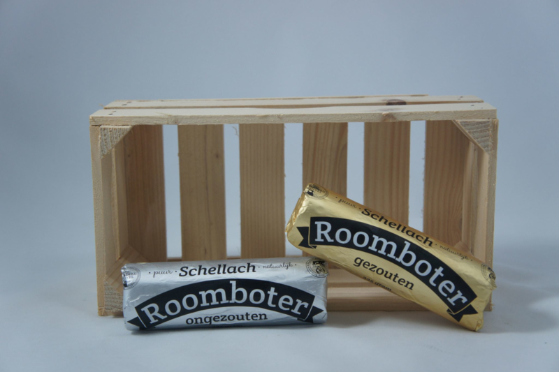 Roomboter ongezouten