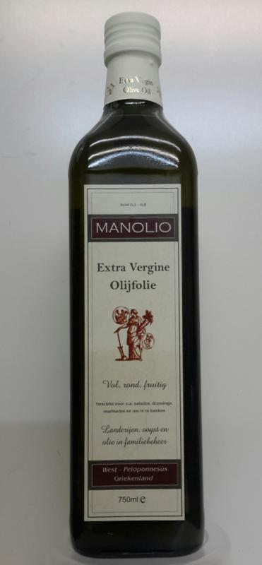 Manolio  Olijfolie