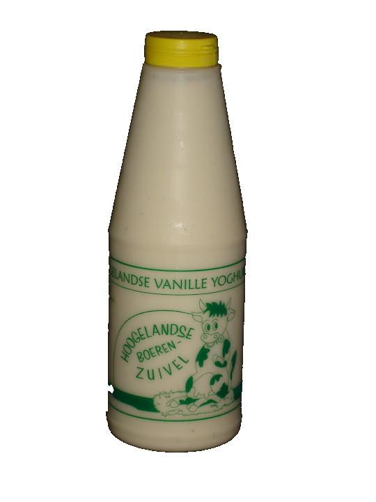 Vanille yoghurt