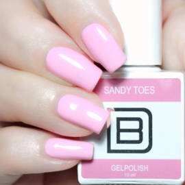 036 | Sandy Toes | Gelpolish By Djess | vrij van HEMA