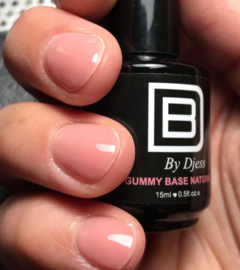 Gelacy Gummy Base Natural 15 ml   Rubberbase   NATURAL