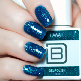 030 - Hawaii | Gelpolish by Djess | vrij van HEMA