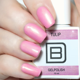 032 | Tulip | Gelpolish By Djess | vrij van HEMA
