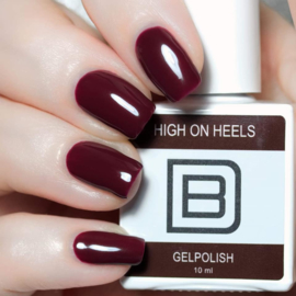 015- High On Heels | GelPolish by Djess |