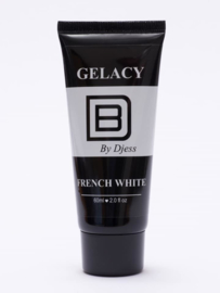Gelacy French White Tube 60 ml