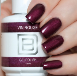 064 | Vin Rouge | Gelpolish By Djess | vrij van HEMA  | 15 ml