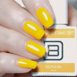 013- Stand Up & Stand Out | GelPolish by Djess |