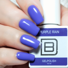 044 | Purple Rain | Gelpolish By Djess | vrij van HEMA
