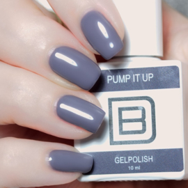 011- Pump It Up | GelPolish by Djess |