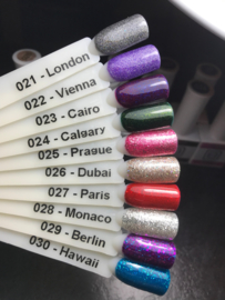 026 - Dubai | Gelpolish by Djess | vrij van HEMA