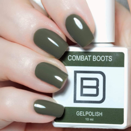 012- Combat Boots | GelPolish by Djess |