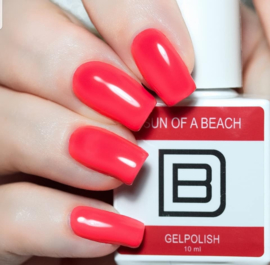 039 | Sun of a Beach | Gelpolish By Djess | vrij van HEMA