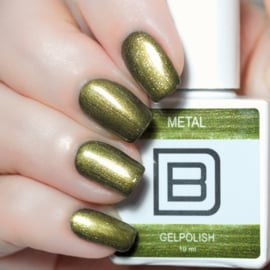 016 - Metal | Gelpolish by Djess |