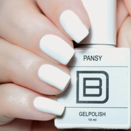 031 | Pansy | Gelpolish By Djess | vrij van HEMA