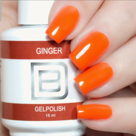 057 | Ginger | Gelpolish By Djess | vrij van HEMA  | 15 ml