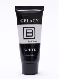 Gelacy White tube 60 ml