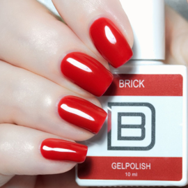 018 - Brick | Gelpolish by Djess |