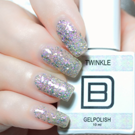 049 | Twinkle | Gelpolish By Djess | vrij van HEMA