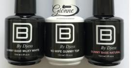 By Djess Gummy Base | Versteviging natuurlijke nagel + Baby Boom | 9 september 19.00 uur