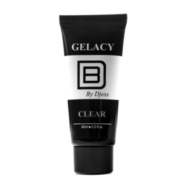 Gelacy Clear Tube 60 ml